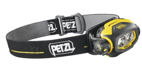 Petzl Pixa 3 võimas kahe valgusallikaga, tugev ja ohutu pealamp