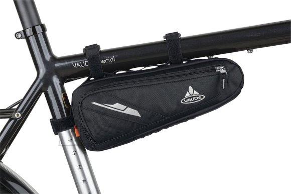 Vaude Cruiser Black jalgrattakott raamile