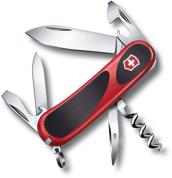 Victorinox EvoGrip 10 taskunuga13 vahendiga