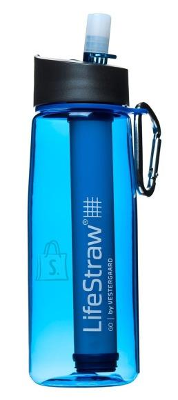 LifeStraw Go joogipudel 0,65l, filtriga