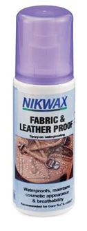 Nikwax hooldusvahend nahale ja tekstiilile