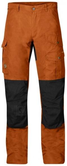 Fjällräven BARENTS PRO meeste püksid. Suurus: 48...56, Värvus: Tumeoranþ