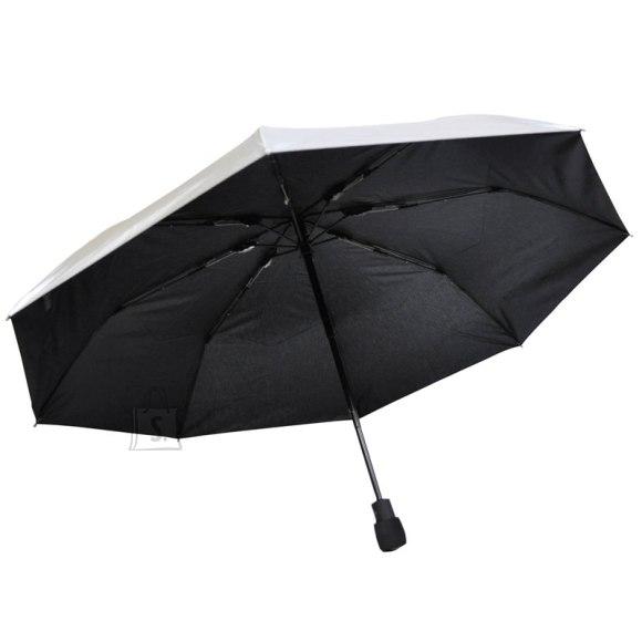 Light Trek hõbedane UV-kaitsega 50+ vihmavari