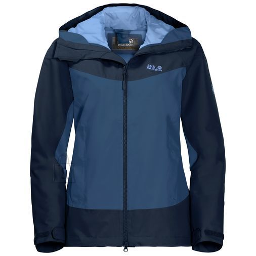 Jack Wolfskin North Ridge Ocean Wave naiste jope