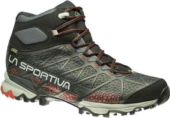 La Sportiva Core High GTX Black/Brick matkajalatsid