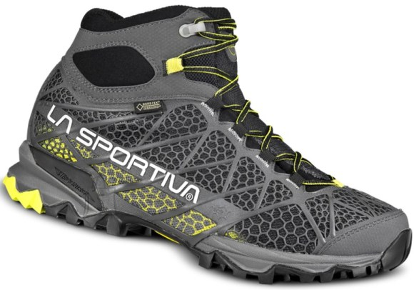La Sportiva Core High GTX Grey/Green matkajalatsid