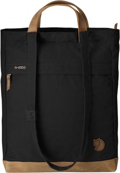 Fjällräven Totepack No.2 Black kott