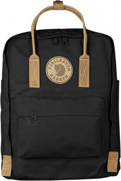 Fjällräven Kanken No.2 Black seljakott