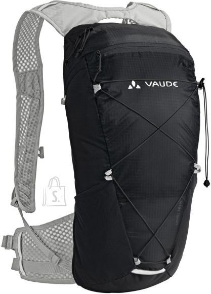 Vaude Uphill 12 LW must seljakott - UPHILL 12 LW