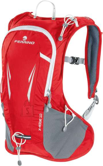 Ferrino X-Ride 10 punane seljakott
