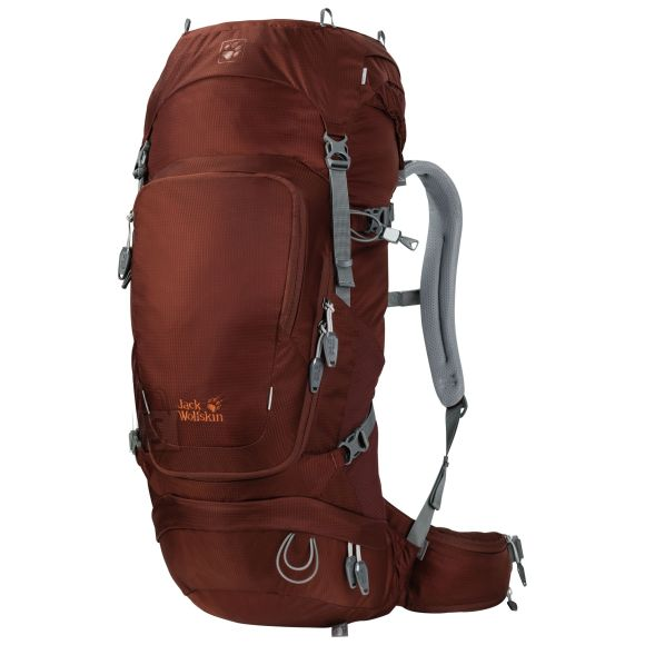 Jack Wolfskin Orbit 34 Redwood seljakott