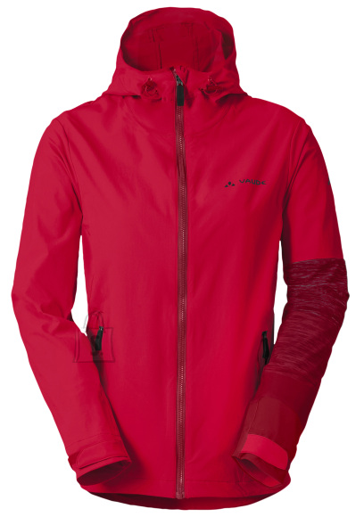Vaude Moab II Indian Red naiste softshell