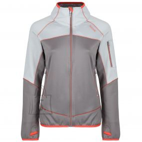 Regatta Wo Sumatra III rock grey naiste softshell