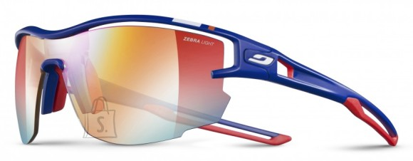 Julbo Aero Blue Zeb light fire spordiprillid