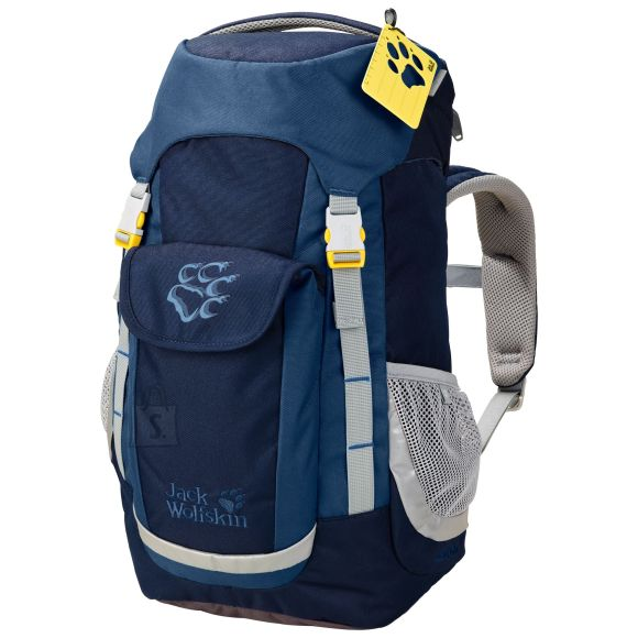 Jack Wolfskin Kids Explorer Midnight Blue laste seljakott
