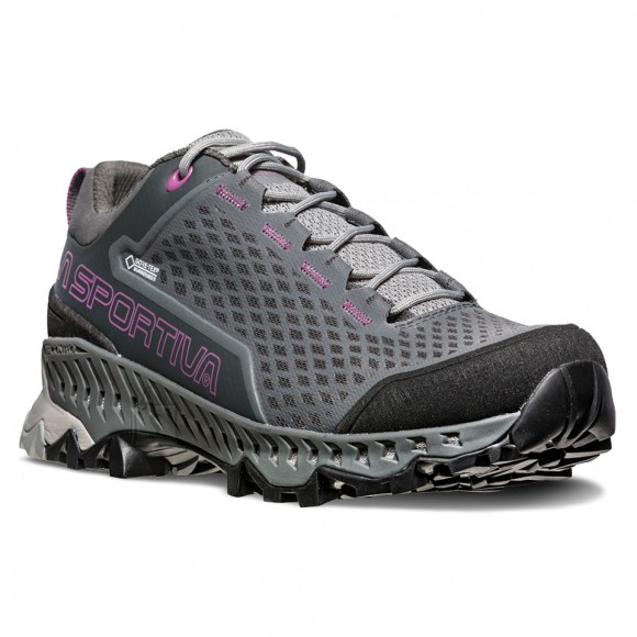 La Sportiva Spire GTX Carbon/Purple matkajalatsid