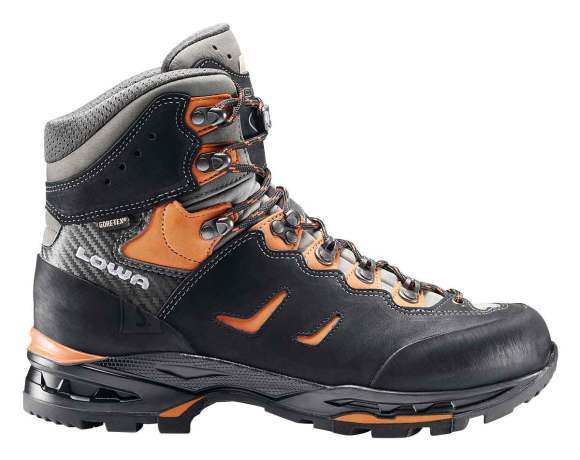 Lowa Camino GTX black/orange matkasaapad