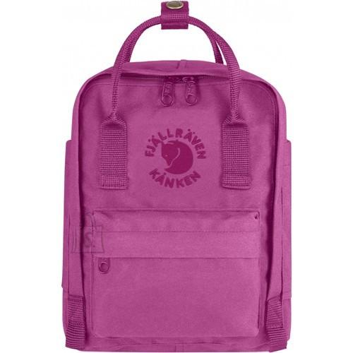 Fjällräven Re-Kanken Mini Pink Rose seljakott