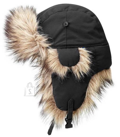 Fjällräven Nordic Heater Black talvemüts