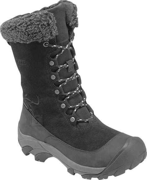 Keen Hoodoo II Black/Pumice Stone talvesaapad