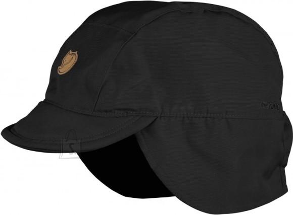 Fjällräven Sarek/Singi Field Black müts