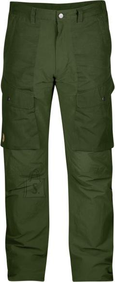 Fjällräven Abisko Hybrid Pine green meeste püksid
