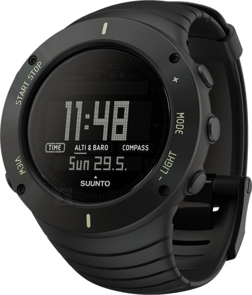 Suunto Core Ultimate Black matkakell