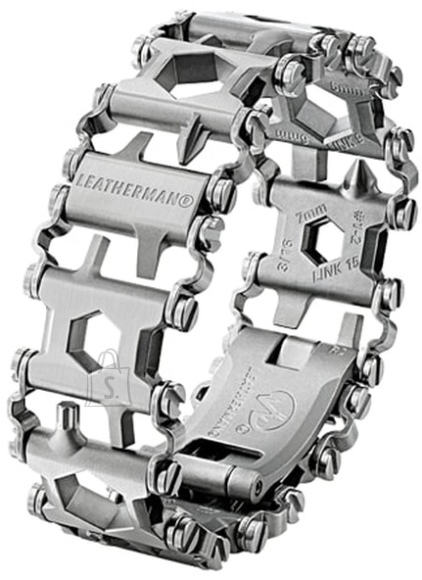 Leatherman Tread Metric Silver käevõru