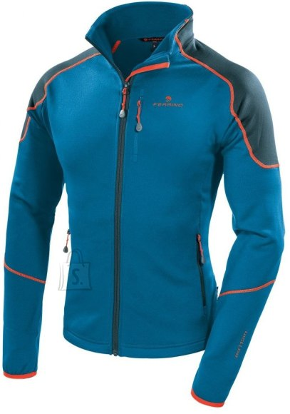 Ferrino Me Tailly Jacket bright blue fliis