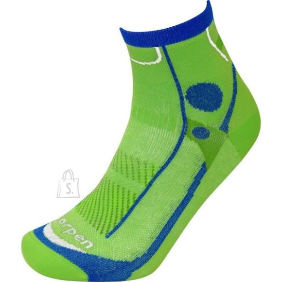 Lorpen X3UM17 Green lime Trail Running Ultralight 5448 sokid