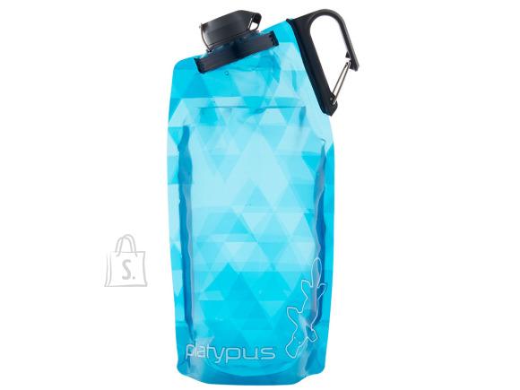 Platypus SoftBottle 0,75L sinine DuoLock joogipudel