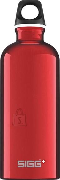 Sigg Traveller punane 0,6L joogipudel