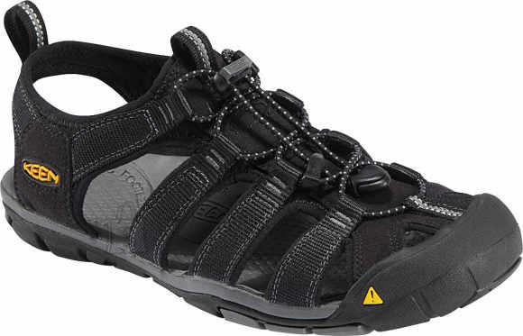 Keen Clearwater CNX Black/Gargoyle sandaalid