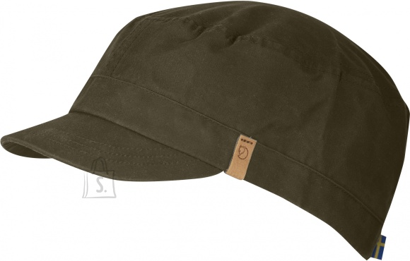 Fjällräven Singi Trekking Dark Olive müts