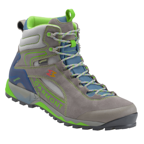 Garmont Tower Hike GTX Anthracite/Green matkasaapad
