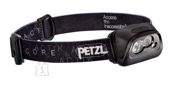Petzl Actik Core must pealamp