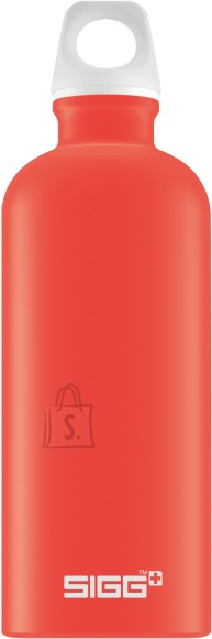 Sigg Lucid Scarlet Touch 0,6L punane joogipudel