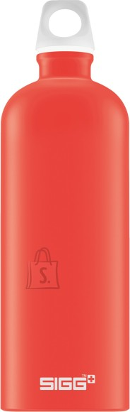 Sigg Lucid ScarletTouch 1.0L punane joogipudel