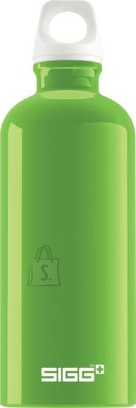 Sigg Fabulous Aqua roheline 0.6L joogipudel