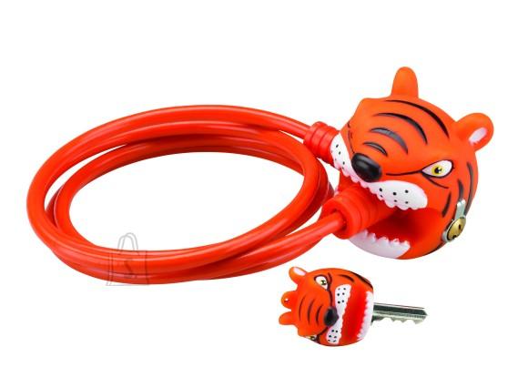 CrazySafety Orange Tiger rattalukk