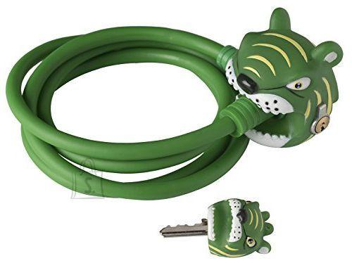 CrazySafety Green Tiger rattalukk