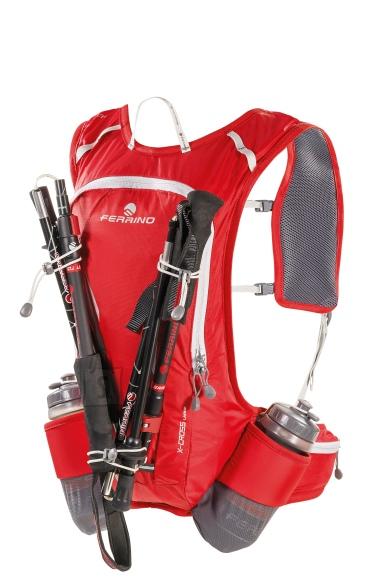 Ferrino X-Cross 12 Large punane seljakott
