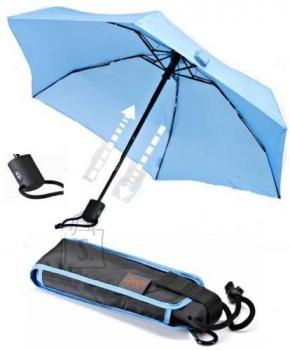 Dainty automaatne helesinine vihmavari