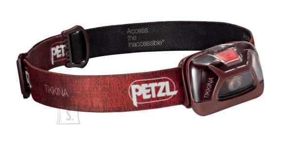 Petzl Tikkina punane pealamp 150 lm