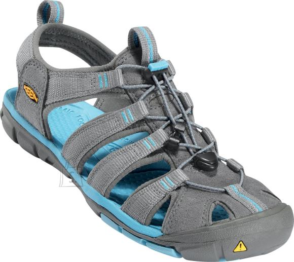 Keen Clearwater CNX Gargoyle/Norse Blue sandaalid naistele