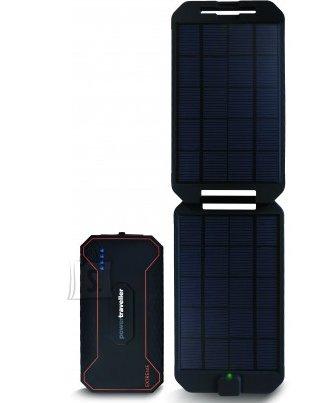 Powertraveller Extreme päikesepaneel + aku 12000 mAh
