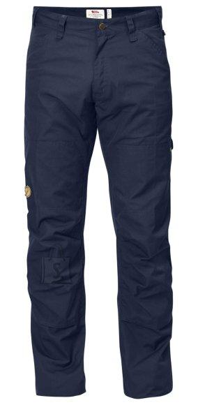 Fjällräven Barents Pro Jeans Long Dark Navy meeste püksid