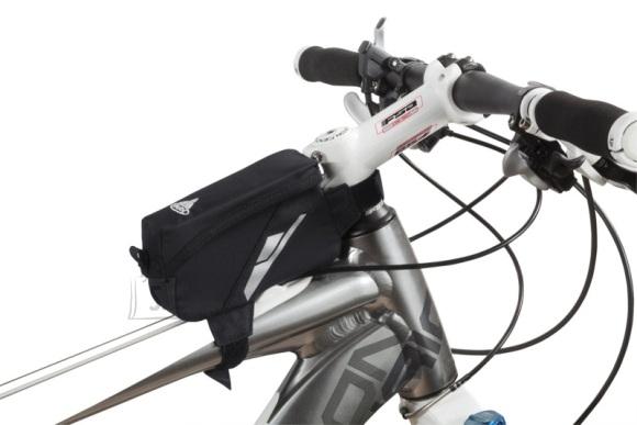 Vaude Carbo must minikott jalgratta raamile - CARBO