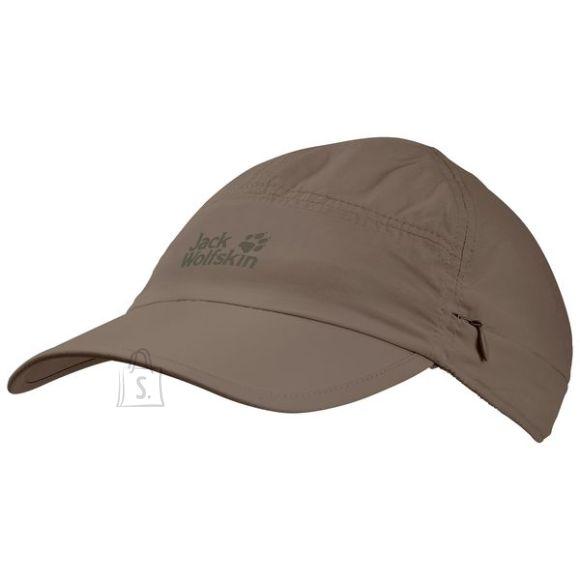 Jack Wolfskin Supplex Canyon Siltstone müts