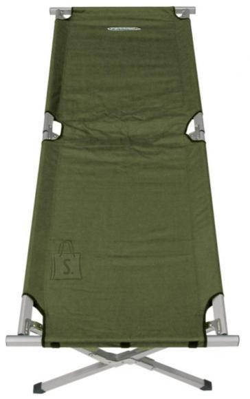 Ferrino Camping roheline 189x64x40 cm välivoodi